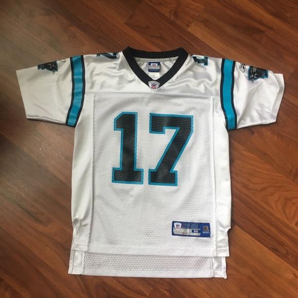 d8411f966 Reebok for NFL Shirts & Tops | Jake Delhomme 17 Carolina Panthers ...